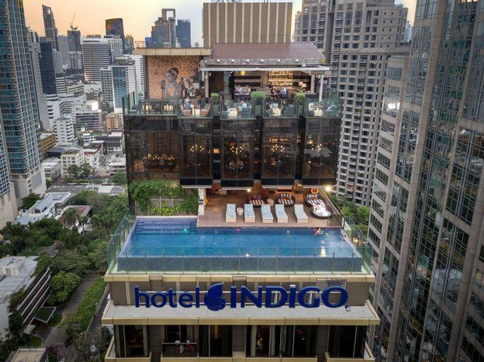 Hotel Indigo Bangkok Wireless Road, Ratchathewi