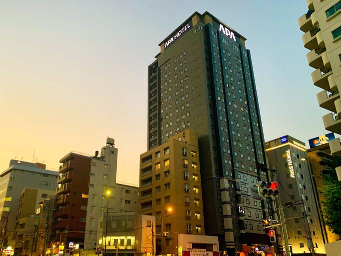 APA Hotel Shinagawa Sengakuji-Ekimae, Minato