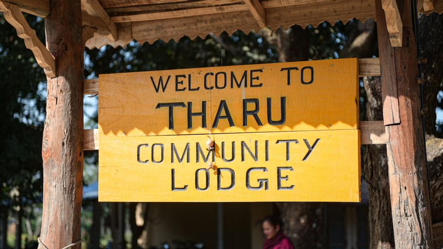 Tharu Community Lodge, Lumbini