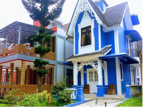 Zevannya Villa Praha Kota Bunga 2, Cianjur