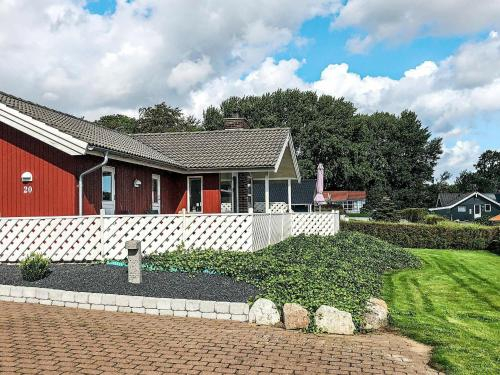 Four-Bedroom Holiday home in Haderslev 5, Kolding