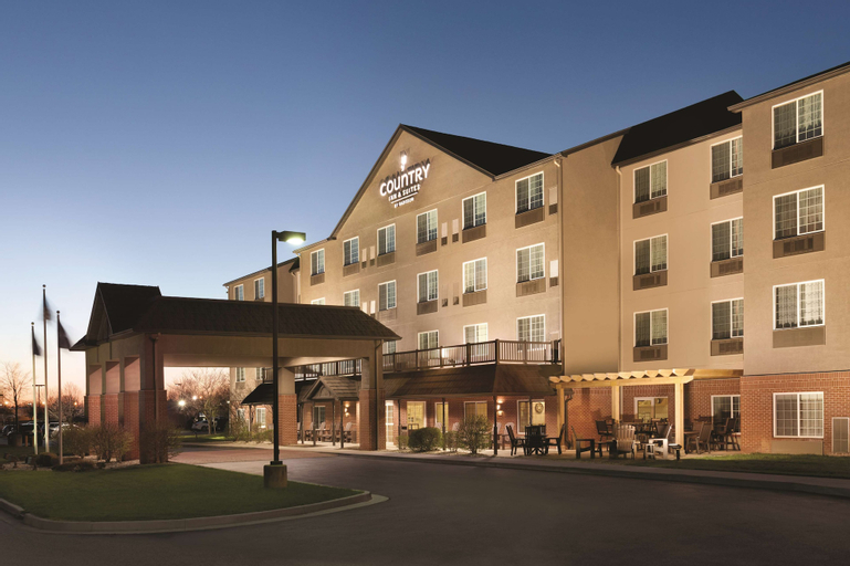Country Inn & Suites by Radisson, Indianapolis Airport South, IN, Marion