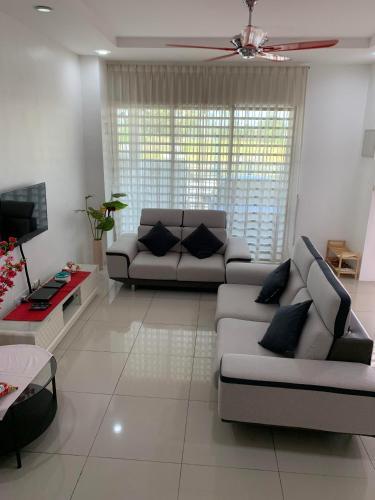Vic Lovely Home With Paddy Field View, Teluk Air Tawar, Seberang Perai Utara