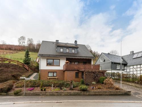 Charming Apartment with Garden near Ski Area in Olsberg, Hochsauerlandkreis