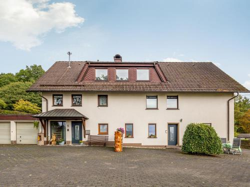 Heritage Holiday Home in Rahrbach Sauerland with garden, Olpe