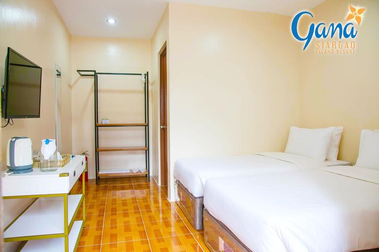 Gana Siargao Island Resort, General Luna