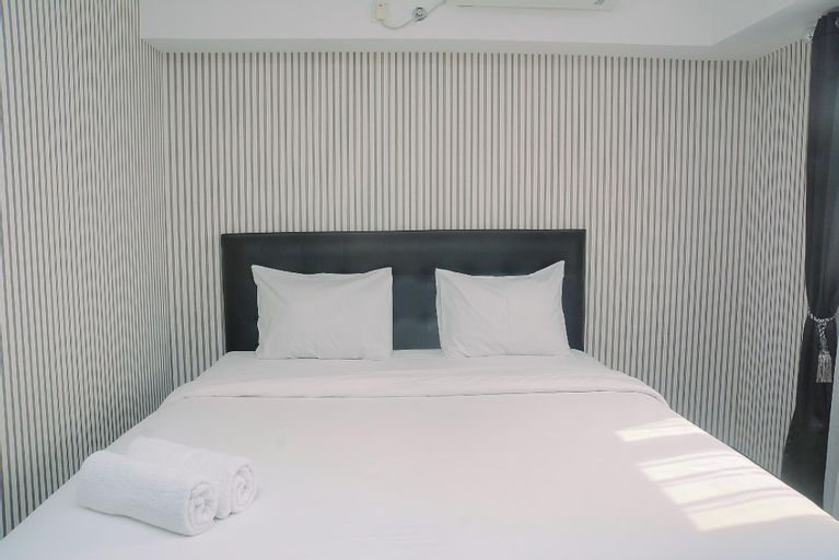 Homey and Relaxing 2BR The Wave Apt By Travelio, South Jakarta