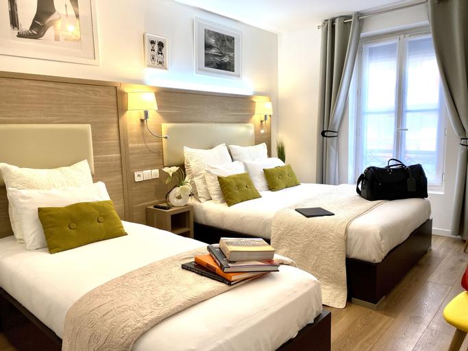 Hotel Clairefontaine, Paris