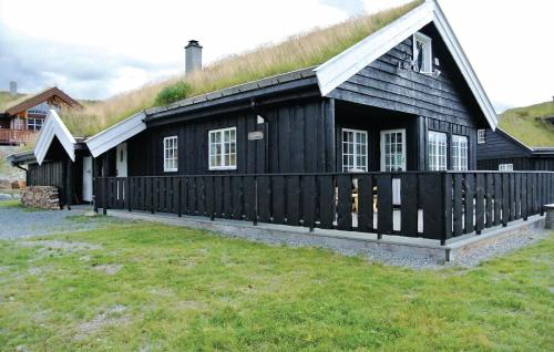 Three-Bedroom Holiday Home in Gol, Gol