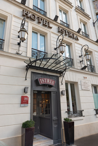 Hôtel Istria Paris, Paris