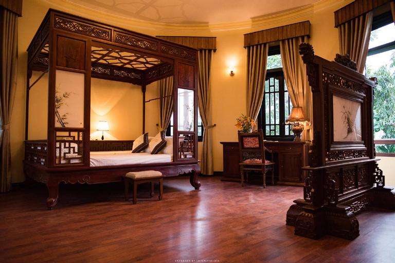Spring Garden Villa/Honeymoon room-6/Balcony, Huế