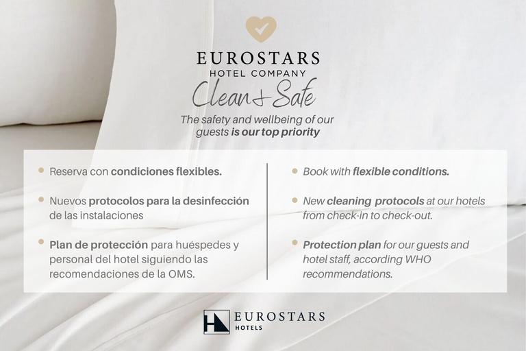 Eurostars Washington Irving Hotel, Granada