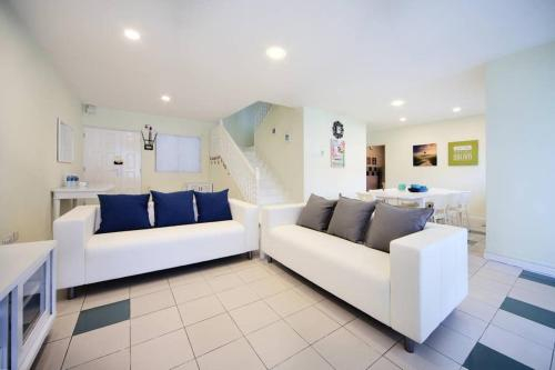 Grace Ville 4-BedRoom 3-BathRoom 2 Living Room 1 Full Kitchen, Kota Kinabalu