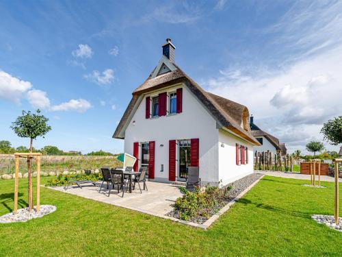 Reetdachhaus mit Sauna - D 043.006, Vorpommern-Rügen