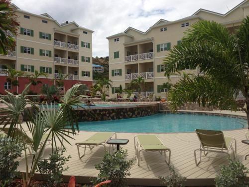 Silver Reefs apartment,