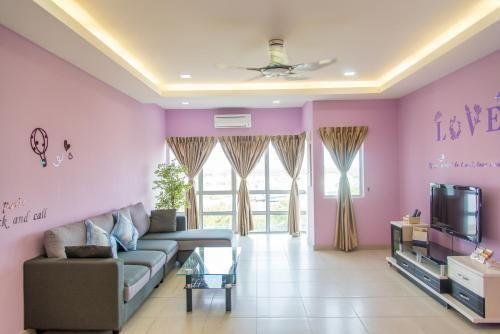 Lavender One Residence Apartment, Sabak Bernam