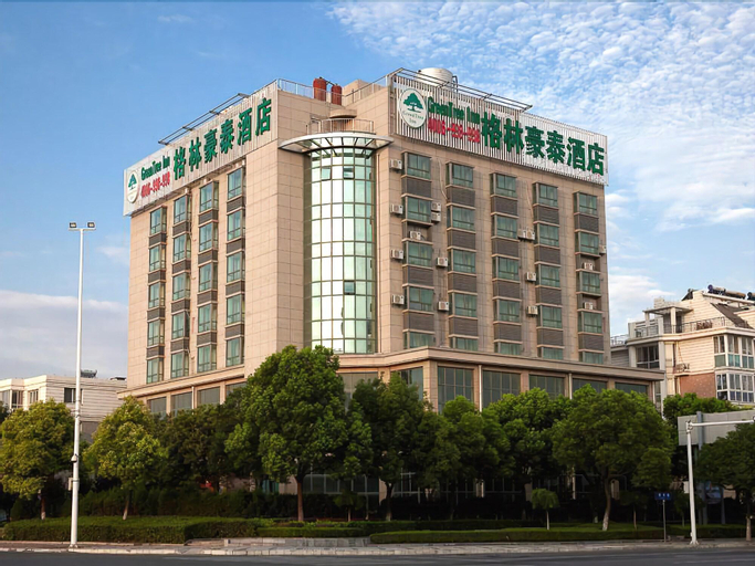GreenTree Inn Gaogang  District Government Busines, Taizhou
