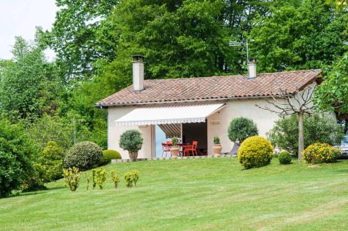 House With 2 Bedrooms in Monlaur-bernet, With Furnished Terrace, Gers