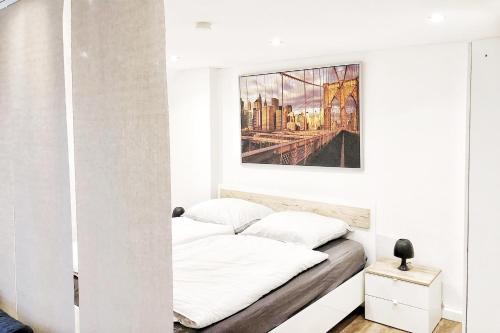 Frisch renoviertes Apartment mit LCD TV und gratis WLAN, Wuppertal