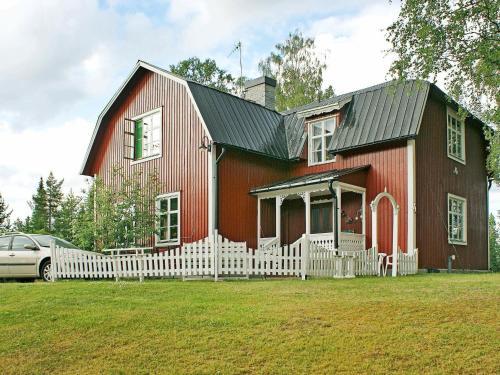 Three-Bedroom Holiday home in Abborrtrask, Arvidsjaur