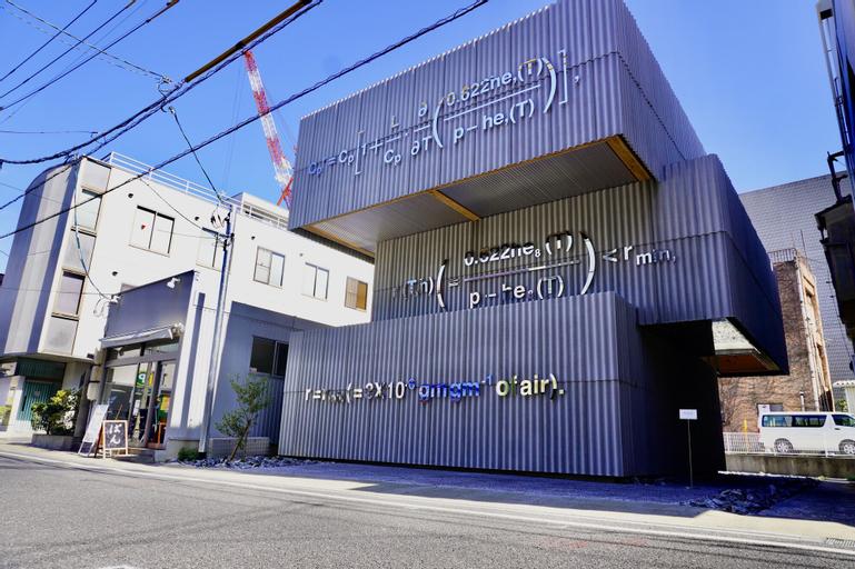 A&A Liam Fuji The Manabe Equation House, Okayama