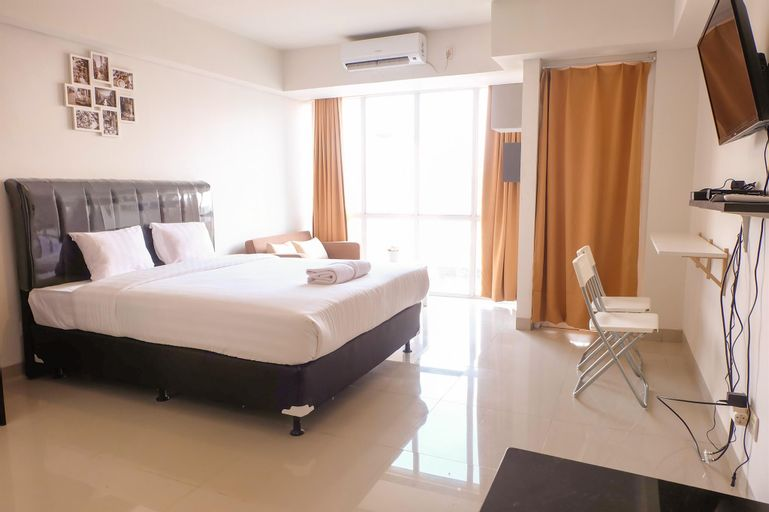 Fully Furnished Studio MT Haryono By Travelio, Tangerang