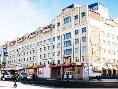 Hotel Zabaykalie, Chitinskiy rayon