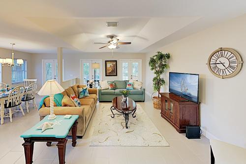 New Listing! Luxe Getaway w/ Sunroom, Near Beach home, Flagler