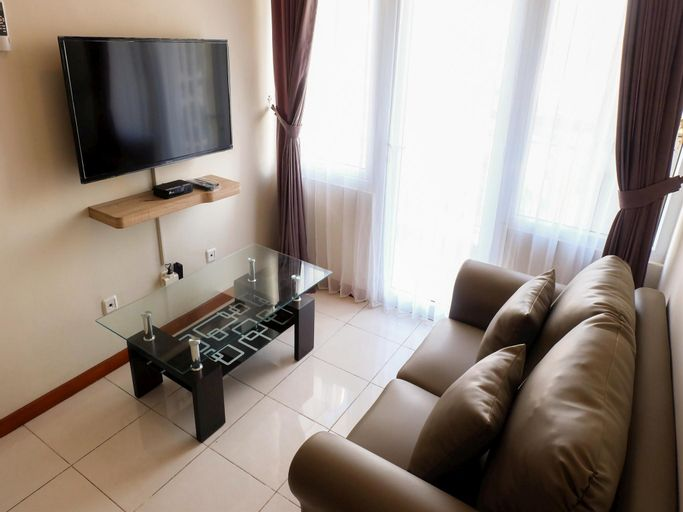 Grand Palace Apt 3BR Lifestyle Living By Travelio, Central Jakarta