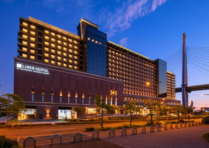 Liber Hotel At Universal Studios Japan, Osaka