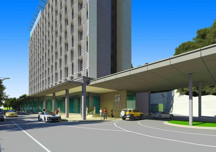 Holiday Inn Express Kota Kinabalu City Centre, Kota Kinabalu
