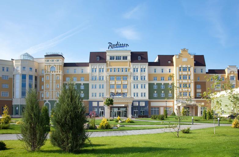 Radisson Resort, Zavidovo, Konakovskiy rayon