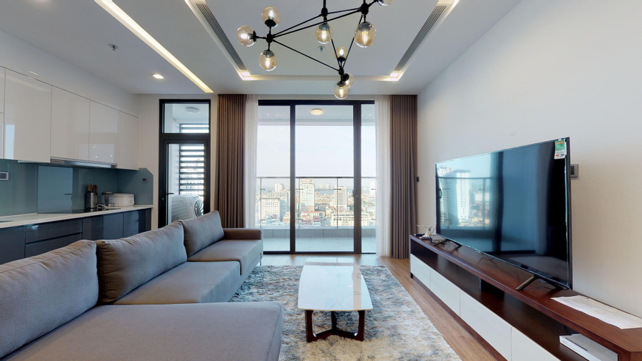 Luxury Apartment in Vinhomes Metropolis, Ba Đình