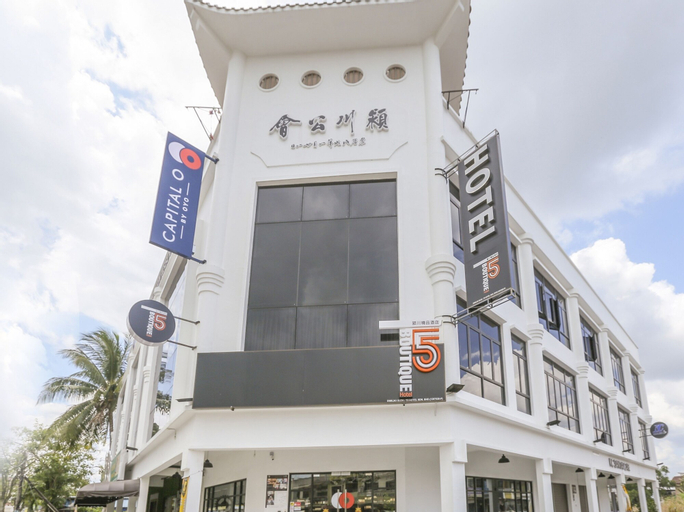 Capital O 89905 T5 Boutique Hotel, Pontian