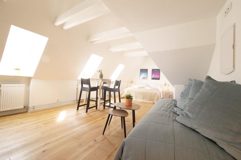 Rent a place to sleep 4, Copenhagen