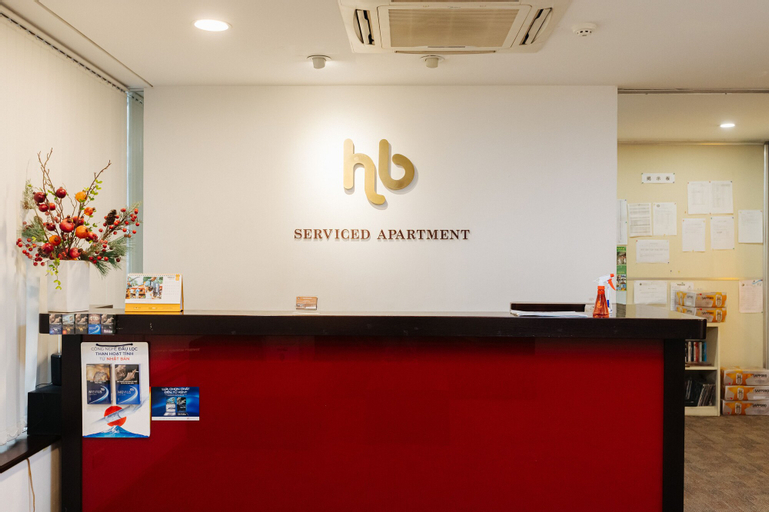 HB Service Apartment, Ba Đình
