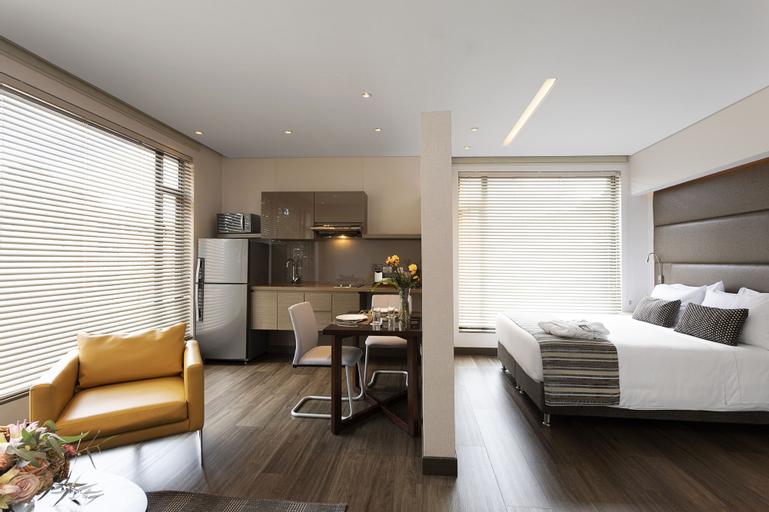 Bs Rosales Hotel And Suites, Santafé de Bogotá