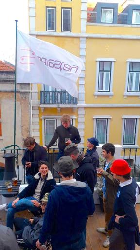 Safestay Lisbon, Lisboa