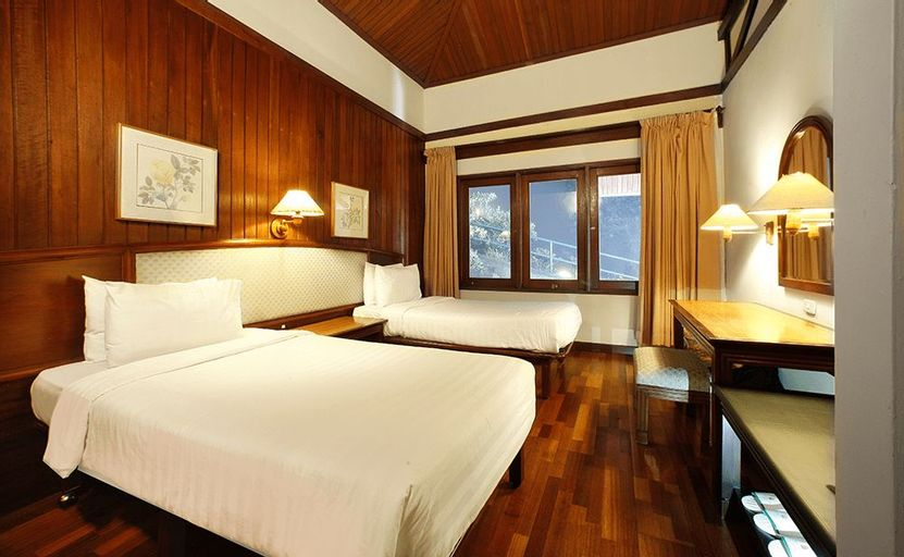 Puncak Pass Resort, Bogor