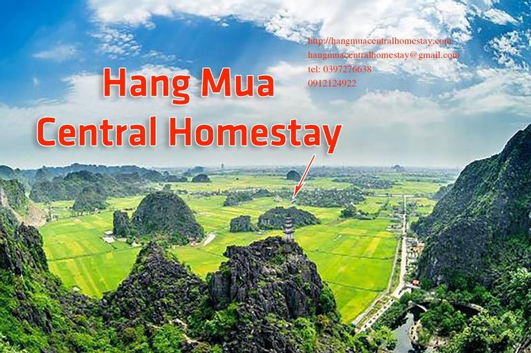 Hang Mua Central Homestay, Hoa Lư