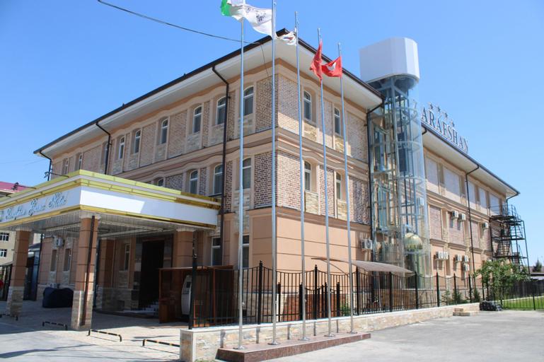Zarafshan Granf Hotel, Navbahor