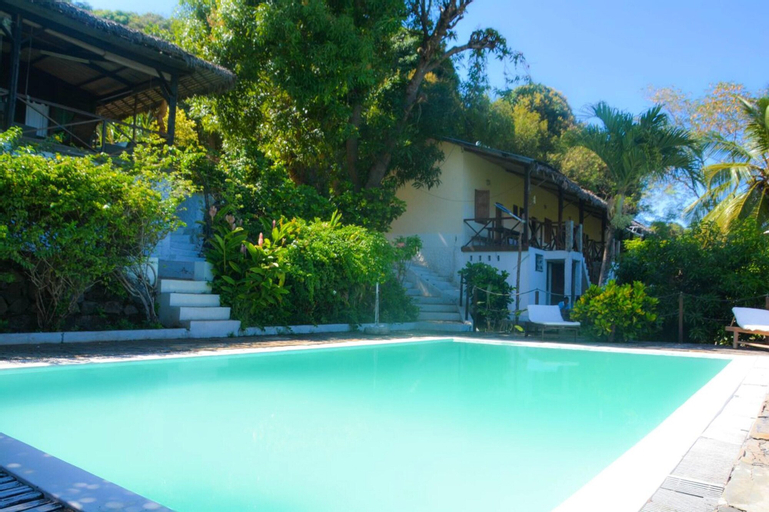 Villa With 3 Bedrooms in Nosy Be, With Wonderful sea View, Private Pool, Furnished Terrace - 4 km From the Beach, Diana