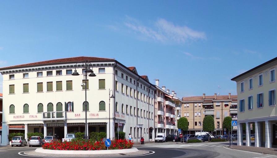 Albergo Italia, Venezia