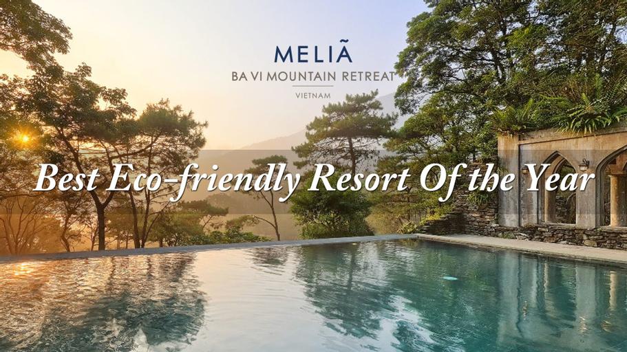 Melia Bavi Mountain Retreat, Ba Vi