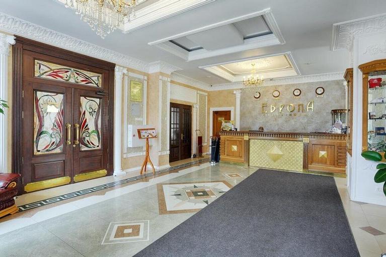 Hotel Europe, Irkutskiy rayon