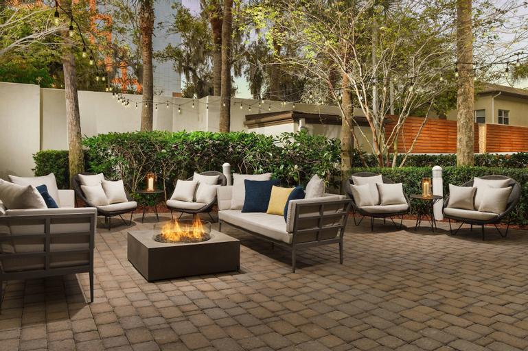 Courtyard by Marriott Orlando Downtown, Orange