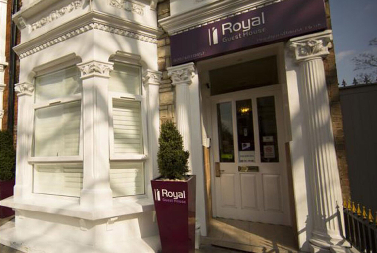 Royal Guest House by Saba, London