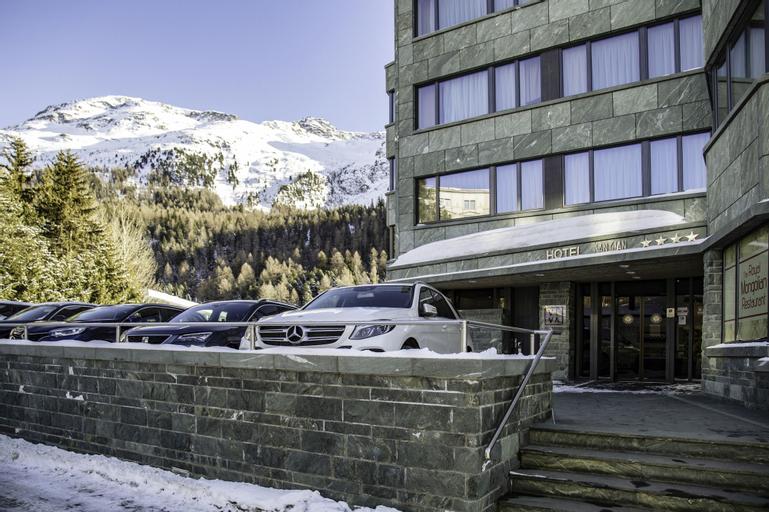 Sport & Wellness Hotel San Gian St Moritz, Maloja