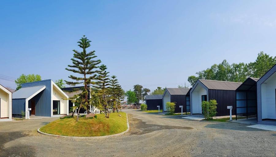 Tree O Resort, Lom Sak