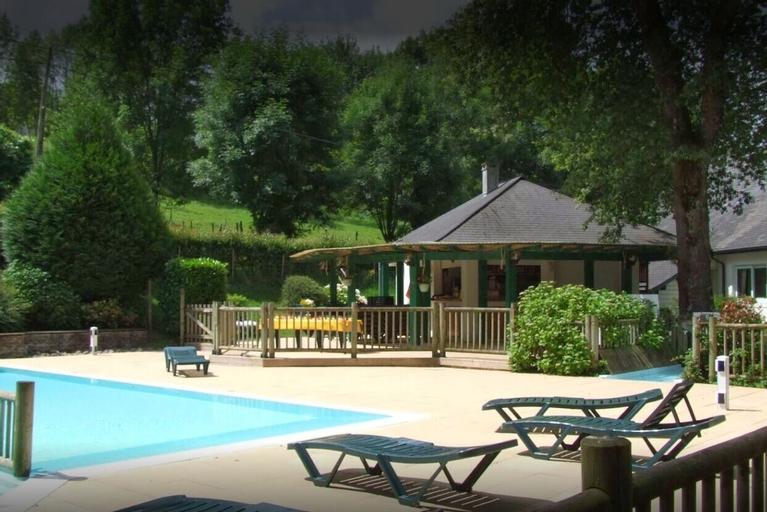 Le Camping Barétous Pyrénées, Pyrénées-Atlantiques